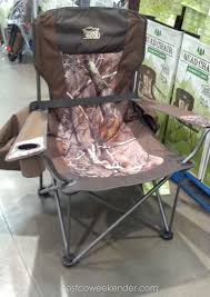 Timber Ridge Folding Lounge Chair by Timber Ridge Camouflage Quad Chair Costco Weekender