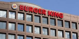 siege burger king burger king bientôt troisième groupe mondial de la restauration