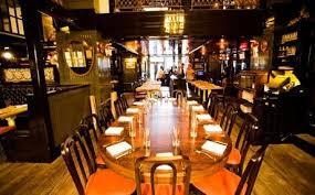 the breslin bar and dining room home interior design ideas