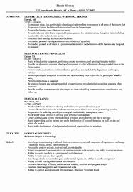 Personal Trainer Resume Sample New Trainer Resume Examples ... Personal Traing Business Mission Statement Examples Or 10 Cover Letter For Personal Trainer Resume Samples Trainer Abroad Sales Lewesmr Rumes Jasonkellyphotoco Example Template Sample Cv 25 And Writing Tips Examples Cover Letter Resume With Information Complete Guide 20 No Experience Bismi New Pdf