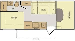 C Floor Plans by San Diego Rv Dealer Current Year Model Compact Class C Motorhome
