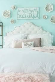 mädchen tween oder jugendzimmer in aqua dekoriert ush