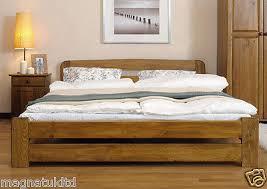 NODAX Pine Super King Size Bedframe 6ft Option with Under Bed