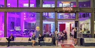 veg night out drinks soul music toshi s living room at the
