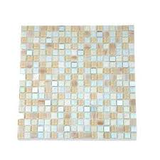 Bathroom Mosaic Mirror Tiles by 12x12 Glass Tile Tile The Home Depot