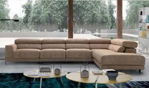canap contemporain canapé d angle moderne en tissu design et confortable