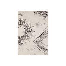wohnzimmer modern und teppich 80 x 150 cm moderne mode gabeh gemustert creme braun story 4263