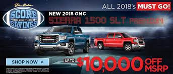 New And Used Buick, GMC Car Trucks And SUVs At Jim Hudson Buick GMC ...