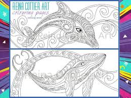 Reina Cottier Art Adult Coloring Pages Coming Soon Mid July In Etsy