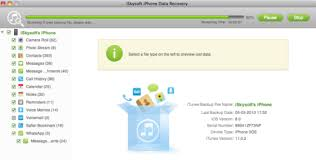 Best Applications to Recover Data From iOS devices iPhone iPad