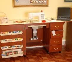 Arrow Kangaroo Sewing Cabinets by Arrow 352 Norma Jean Sewing Machine Cabinet Cherry Air Lift
