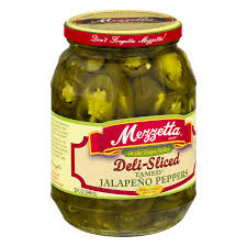 Happy Living Halloween Jalapeno Poppers by Mezzetta Deli Sliced Tamed Jalapeno Peppers 32 0 Fl Oz Walmart Com