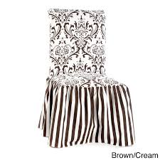 Damask And Stripe Dining Chair Slipcover (Set Of 2 ... Us 701 45 Offnew Spandex Stretch Ding Chair Cover Machine Washable Restaurant Wedding Banquet Folding Hotel Zebra Stripped Chairs Covergin Yisun Coverssolid Pu Leather Waterproof And Oilproof Protector Slipcover Black 4 Pack 100 Room Navy Blue And White Unique Bargains Removable Short Slipcovers Nanpiperhome Elegant Elastic Universal Home Decor Searching Perfect Check Search Faux By Surefit Classic Cabana Stripe Long Covers Set Of 2 Ltplaza Modern Seat 4pcsset Damask Operi