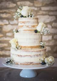 If Youre Getting Married At A Rustic Wedding Venue Then This Buttercream Naked