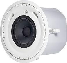 Bogen 70 Volt Ceiling Speakers by Bogen Communications S86t725pg8w 8 Ceiling Speaker With 25 70v