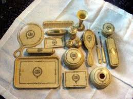 Vintage Vanity Dresser Set by 490 Best The Vanity Images On Pinterest Vintage Vanity Box And