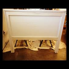 Ana White Headboard Plans by Ana White Pottery Barn Inspired Headboard Diy Projects
