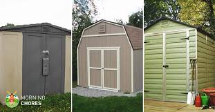 5 Best Storage Shed Reviews Easy to Assemble Outdoor Storage Sheds