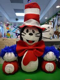 Pumpkin Contest Winners 2013 by Cat In The Hat Thing 1 U0026 Thing 2 Pumpkin Decorating Dr Seuss
