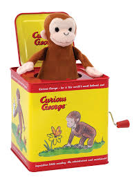 Curious George Jack In The Box: Amazon.co.uk: Toys & Games Curious George And The Firefighters By Iread With Not Just A This Is He Was Good Little Monkey Always Very Fire Truck Fabric Celebrate With Cake Sculpted Fireman Sam What To Read Wednesday Firefighter Books For Kids Coloring Pages For 365 Great Childrens Birthday Party Wearing Hat Curious Orge Coloring Pages R Pinterest Paiting Full Cartoon Game 2015 Printable