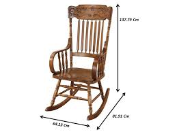 Rocking Chair With Ornamental Headrest Warm Brown Amazonbasics Outdoor Patio Folding Rocking Chair Beige Childs Fniture Of America Betty Antique Oak Chairstraditional Style Sherwood Natural Brown Teak Porch Chairs Amazoncom Darice 9190305 Unfinished Wood Timber Ridge Smooth Glide Lweight Padded For And Support Up To 300lbs Earth Amazon Walmart Metal Iron Foldable Rocker With Pillow Buy Chairrockerfolding Merry Garden White Errocking Acacia Mybambino Personalized Childrens With Lavender Butterflies Design Best Rated In Kids Helpful Customer Outsunny Wooden Baxton Studio Yashiya Mid Century Retro Modern Fabric Upholstered Light