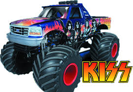 100 Destroyer Monster Truck OCT121698 KISS DESTROYER 125 MONSTER TRUCK MODEL KIT Previews World