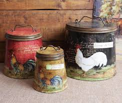 Image Of Rooster Kitchen Decor French Country