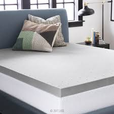 Cooling Bed Topper by The 8 Best Cooling Mattress Toppers For Sleepers