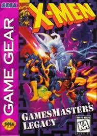 X Men Gamesmasters Legacy