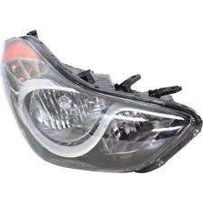 2011 hyundai elantra headlight ebay