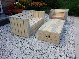 fabriquer canap soi meme diy bricolage fauteuil en palette salon jardin fabriquer soi meme