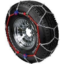 Peerless Chain AutoTrac Light Truck/SUV Tire Chains, #0232410 ...