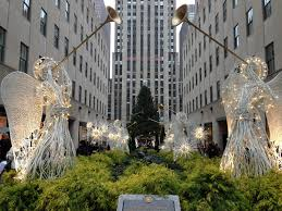 Rockefeller Plaza Christmas Tree Live Cam by December Event Rockefeller Center Christmas Tree Lighting Ann Yu