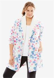plus size sleepwear robes slippers jessica london