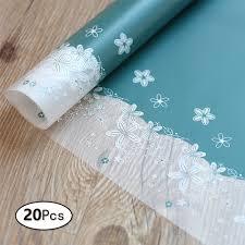 Amazoncom Zhi Jin Cellophane Gift Wrapping Paper Waterproof