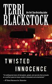 Twisted Innocence Moonlighters Series Terri Blackstock 9780718077549 Amazon Books