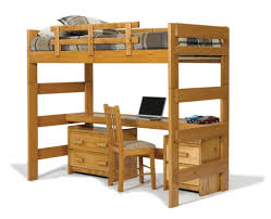 Ikea Loft Bed With Desk Canada by Bedding Splendid Wooden Loft Bed With Desk Plans Full Size Do It