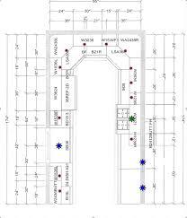 recessed lighting simple guide recessed lighting layout design