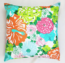 Lilly Pulitzer Bedding Dorm by Bedroom Charming Floral Pillow By Lilly Pulitzer Bedding