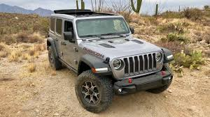 2018 Jeep Wrangler JL Powertop Demo - YouTube