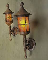 Mica Lamp Company Ceiling Fans by Mica Lamp Company Sb82 Storybook Fantasy Large Torch Outdoor