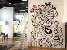 Ruben Sanchez Street Art1 Creative Wall PaintingMural