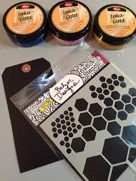 Viva Decor Inka Gold Pastels by Best 25 Inka Gold Ideas On Pinterest Distress Ink Techniques