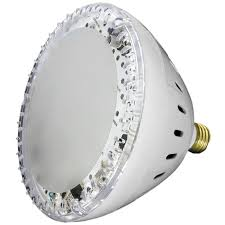 color splash 2g led pool light bulb lpl p1 rgb 120