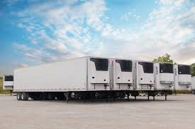 100 Freezer Truck Rental Refrigerated Trailer S MCT Midlands Carrier Transicold