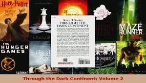 Download Through The Dark Continent Volume 2 Ebook Online