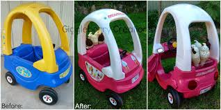100 Truck Cozy Coupe Giggleberry Creations Lil Miss Whippy Makeover