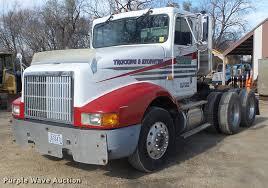 100 Used Headache Racks For Semi Trucks 1992 International 9400 Semi Truck Item DX9579 SOLD Dec