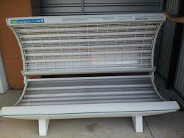 tanning bed sunquest pro 14se 14 brand new bulbs 1100 00 ebay