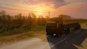 Euro Truck Simulator 2 - SILENT TRUCKING -Timeshavsk To Aramvir ...